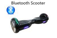 Wholesale Fashion Smart LED Balancing Scooter Bluetooth Balancing Scooter Two Wheels Balaning Scooters LED Bluetooth Self Balance Scooters