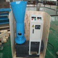 Wholesale CE ISO Wood dust pellet machine Wood pellet machine production line Bio pellet machine Biomass straw pellet machine