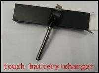 auto battery switch - bud touch pen e cigarette hemp oil vaporizer pen battery touch screen battery auto switch no button battery high quality mah