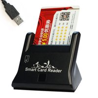 atm card reader - New USB Smart Card Reader Support Network ATM Banking Transfers Tax Creadit Card Feitong