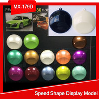 Tail application stickers - 14 cm Car wrapping display model Display Speed Shapes for car sticker dip paint application showing MX D