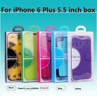 big lots iphone cases - 175 mm Big Size Blister Retail Packaging Box For iPhone Plus all inch phone case Packages DHL Free