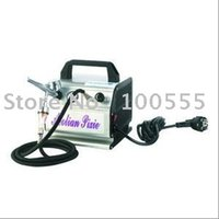 Wholesale off per order Mini Air Compressor airbrush compressor DH176K