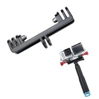 bear connection - Briloom HOT New High Quality Plastic Photography lamp assembly connection bracket stand For GoPro Hero