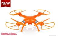 2015 SYMA X8c x5C X5 RC Drone Quadcopter avec 2 mégapixels caméra HD GoPro Caméra applicable hélicoptère Big Quad Loisir hélicoptère vs DJI Phantom