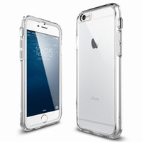 Wholesale For Apple iPhone s Case Slim Crystal Clear TPU Silicone Protective sleeve for iPhone plus s plus cover cases