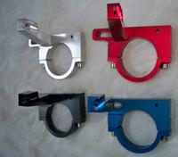 Wholesale adapter apple Bicycle SP8 folding bike front derailleur conversion Block BMX converted ADAPTERs converters color