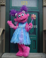 abby cadabby costumes - ohlees Hot Sale High Quality lively Abby cadabby Mascot Costume mascot costumes adult size