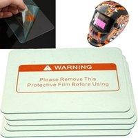 Wholesale High Quality Clear Weld Lens Auto Darkening Welding Helmet Mask Cover Protector Splash Guard x