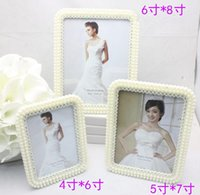 Wholesale wedding bridal crystal pearl bridal pearl swing sets wedding gift hot in Europe and America
