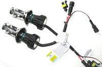 Wholesale 1set W HID Bi Xenon hilo Beams Slim KIT H4 Bi xenon Conversion K bi xenon h4 w h4 bi xenon kit w Bi Xenon Kit