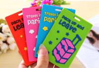 address business - Hot Travel Bag Trip Luggage Suitcase Name Address Holder Label ID Tags Luggage Tag Travel Kit Boarding Aircraft Plane Boarding Label Hangtag
