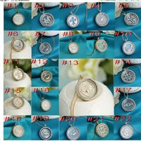 Cheap Creative floating charms series products Photos can be put on float glass sautoir long sweater chain