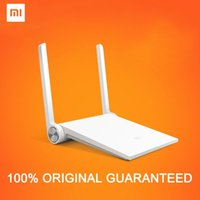 Wholesale 2016 hot Original Xiaomi White Black Router Mini mi router dual band GHz GHz Maximum mbps support Wifi AC