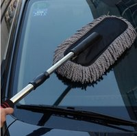 Wholesale Membrane force car brush wax trailers wax brush telescopic car wash brush Cleaning Mop Mop car cleaning supplies