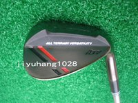 Wholesale golf clubs ATV wedges quot quot quot with steel shaft golf wedge set right hand