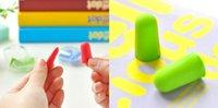 best foam cleanser - top Soft Foam Earplug Protector Travel Sleep Noise Reducer Ear Plug New best selling