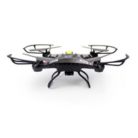 Wholesale meters RC Drone without HD Camera DFD F183 rc helicopter and jjrc h8c drone G Axis RC Quadcopter quadrocopter