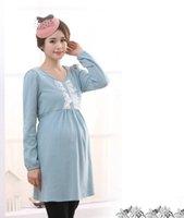 maternity clothes - Hot sale pregnant clothes pregnant dress maternity clothing spring and autumn maternity dress maternity one piece dress