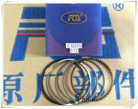 Wholesale Motorcycle piston ring nitrogen ring CG200 mm Advanced technology fuel efficient wear Pistons amp Rings