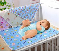 Wholesale cm cotton waterproof cartoon baby urine pad Sofa every urine pad