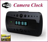 Cheap None Alarm Clock Best 1920*1080  WIFI IP camera