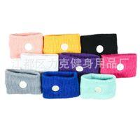 Wholesale 2016 Anti nausea Waist Support Sports cuffs Safety Wristbands Carsickness Seasick Anti Motion Sickness Motion Sick Wrist Bands