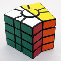 big plot - Odd plot four SQ1 profiled Rubik cube layer SSQ1 cube shaped four game special SQ1