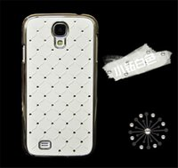 Wholesale Newest Luxury Bling Crystal Diamond Starry Full Star Cell Phone Back Cover Case For Samsung Galaxy S5 I9600 pc up