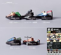 Wholesale Genuine bulk ocean hall Railway Museum small Japanese train model toy ornaments