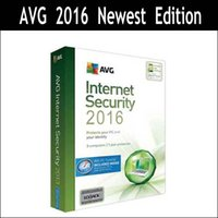 Wholesale AVG Internet Security entire function software English years card software key Only no CD Date Due is Feb