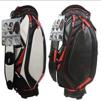 Wholesale 2015 New Tay golf bags Mix colors top quality Pro Mens PU golf bags pc Ems ship