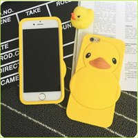 animal cell phone cases - Cell Phone Cases For Samsung Galaxy S5 A5 A7 Protective Shell Phone For Samsung G530 J7 Animal Duck Mobile Phone Case Covers