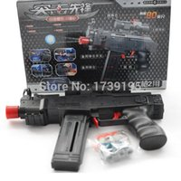 Wholesale Shooting Crystal Tapete paintball hunting gun in Nerf Air Soft Gun And Paintball Gun Pistol Soft Bullet Gun Plastic Toys