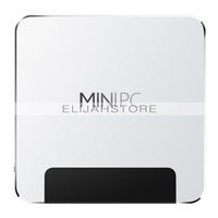 Wholesale New Original Ainol Mini PC II Windows Android OS Intel Z3735F Quad Core G G BT HDMI Mini Computer PC for Office