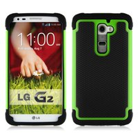 bb silicone case - BB Hybrid Rugged Rubber Matte Hard Case Cover Skin For Android Phone LG G2