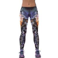 american comfort pants - New hot stamp Leggings Europe sexy ladies tights slim slim pants breathable comfort