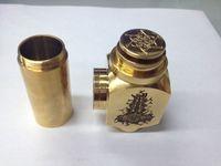 Cheap Hammer pipe Mod Kit E cigarette E pipe Mod Mechanical Hammer battery body for 510 thread atomizer e cigarettes