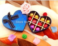 adult romantic gifts - heart shaped Gift Package Sex products creative chocolate condom romantic holiday Valentines Gift Birthday adult Surprise