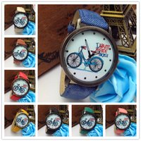 automatic sport bike - Sport Watch Quartz Geneva Watches Fashion Large Face Wristwatch Leather strap Mens Watches Automatic Luxury Fashion Colorful Bike