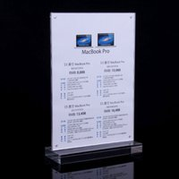 business equipment - pack industry business service equipment advertising equipment advertising boards A4 acrylic holder