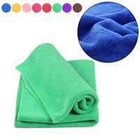 Wholesale New hot sale cm Microfiber Face Hair Clean Car polishing Streak Free Towel cloth high quality promotion cheap price