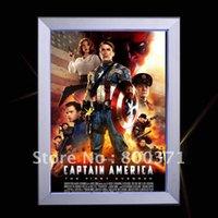 aluminium poster frames - A1 size Aluminium frame movie poster display light box