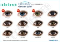 Wholesale freshlook freshblend DHL only need days pairs colors Freshlook Contact lenses lens crazy lens Color Contact Tones colors