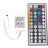 Wholesale 1 Pc key Infrared LED RGB Controller for LED Strip Light Remote Control L0192584