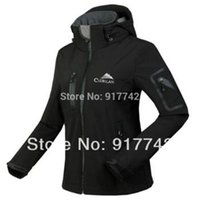 Wholesale High quality Female Brand Outdoor Double Layer Windproof Ski Skiing Jacket PIZEX