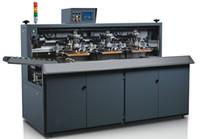 screen printing machine - Glass Bottles Automatic Screen Printing Machine with LED UV Curing System