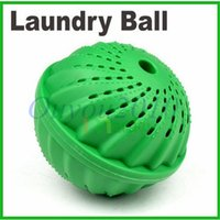 Wholesale Eco Friendly Anion Molecules Released Washing Wash Ball Laundry Cleaner Ball