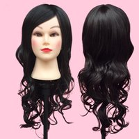 Wholesale multicolor available Hair Piece Heat resistance synthetic hair Wig Hairpiece