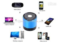 Wholesale 2015 SF11 MINI Speaker Portable Wireless Bluetooth Speakers Multi color Via DHL Shipping
